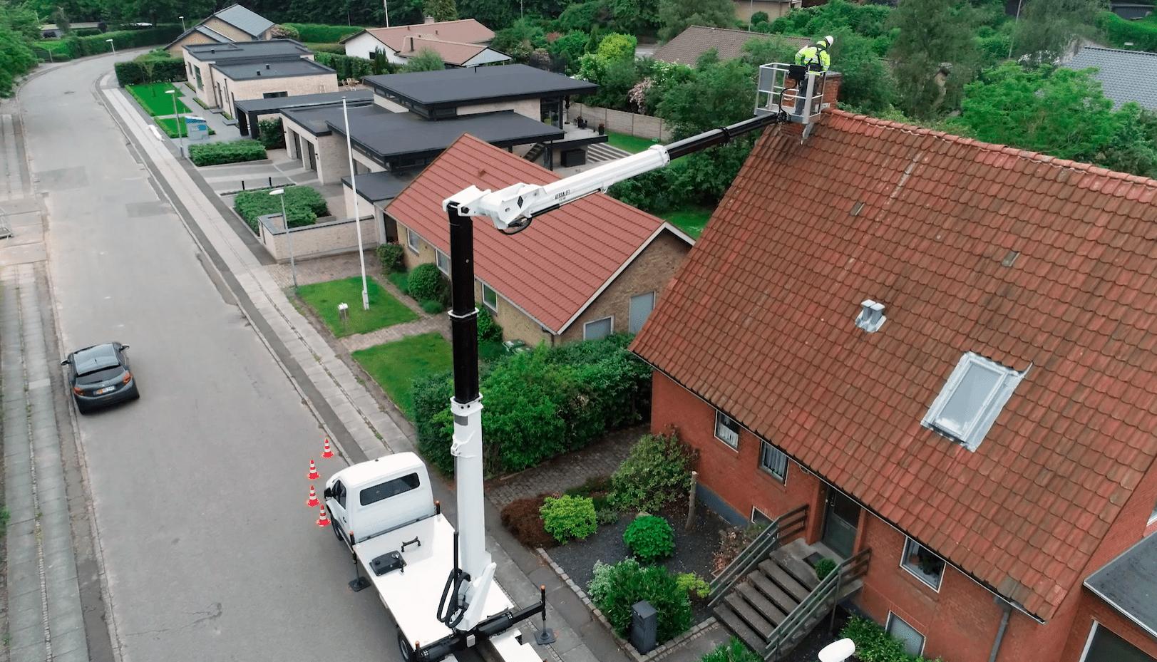 VTX 240 for roofing