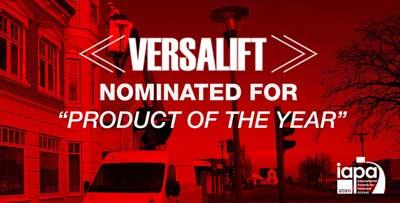 VTL 120 nominated for IAPA