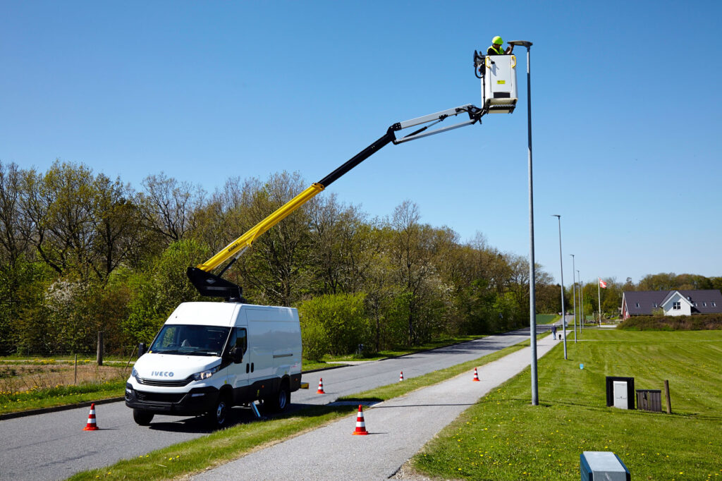 VTL 145F om Iveco Daily