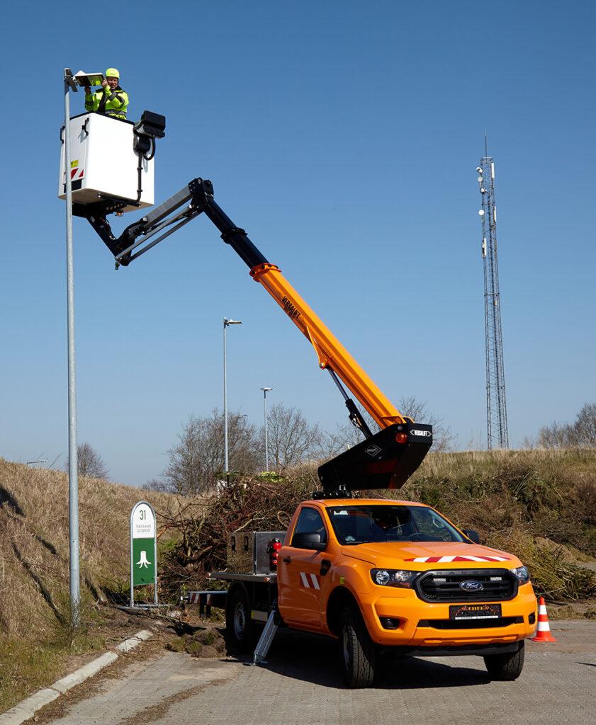 Ford Ranger lift